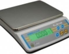 30KG DIGITAL BENCH TOP WEIGHING SCALES