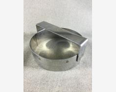PLAIN EDGED PASTRY/DOUGH CUTTER WITH HANDLE, 12CM DIAMETER