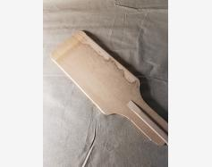 WOODEN OVEN PEEL WITH 60 X 20 CM HEAD AND 3 METER HANDLE