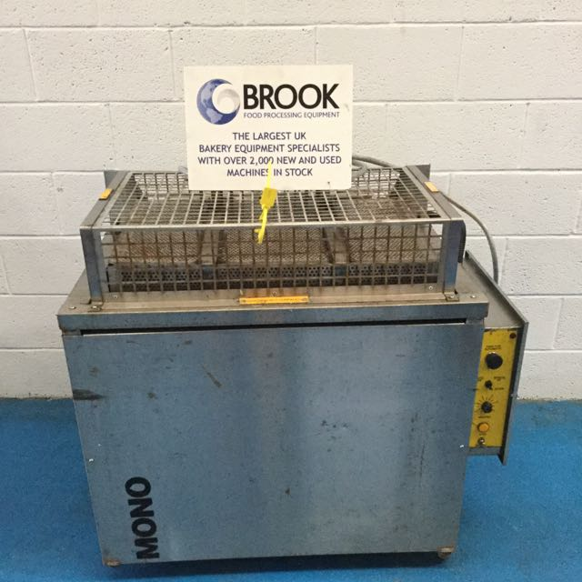 "MONO AUTOMATIC 18"" X 30"" TRAY SUBMERGE FRYER"