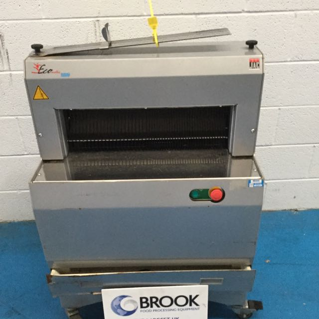 JAC 14MM AND 18MM DUAL SLICER, GOOD EX BAKERY CONDITION
