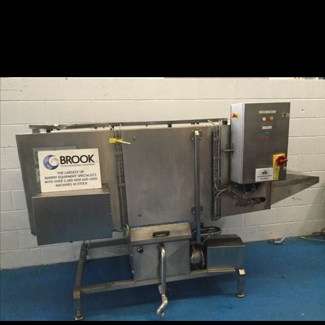 CRUSADER CONVEYOR SANITISING TUNEL, ALL STAINLESS, EXCELLENT CONDITION